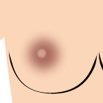 乳首 黒ずみレベル3