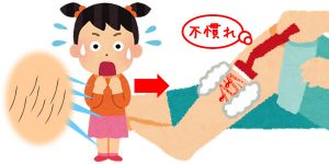 1子供がムダ毛処理をするリスク