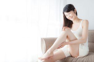 膝の黒ずみに重曹を使用する効果