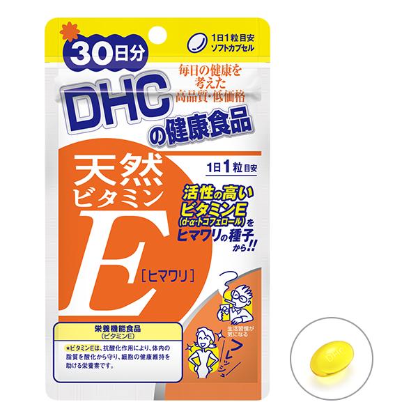 DHC天然ビタミンE