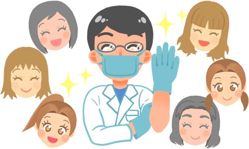 医療レーザーの施術者はベテランで症例数が多い方が良い
